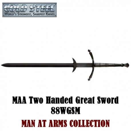 MAA Two Handed Great Sword