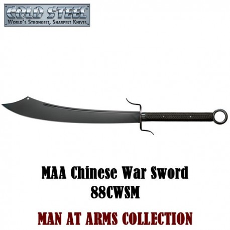 MAA Chinese War Sword