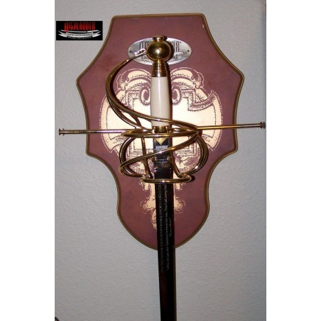 Highlander Duncan MacLeod Rapier 20th Anniversary Limited Edition