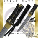 Hanwei Great Wave Tanto