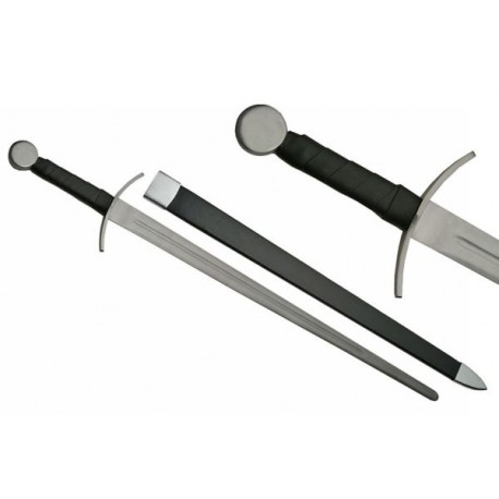 Battle Ready Medieval Knight Sword