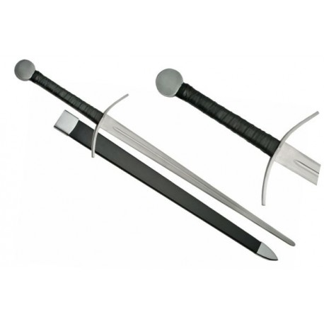 Battle Ready Medieval Knight Sword Large
