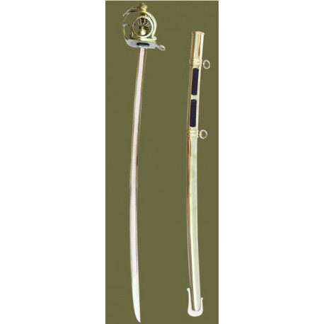 Napoleonic Horse Grenadiers of the Imperial Guard Saber