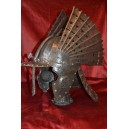 Polish Hussar Helmet with Wings