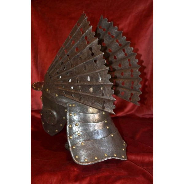 Polish Hussar Helmet with Wings - Get a Sword