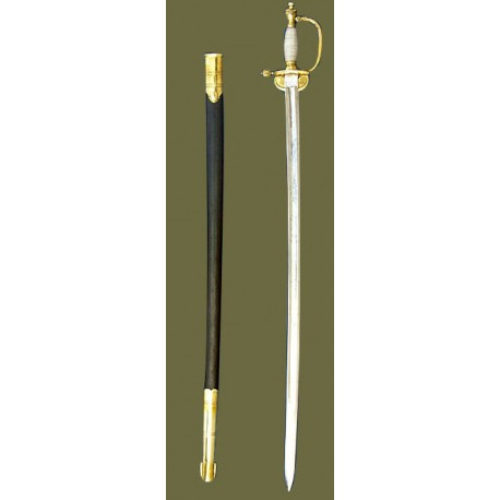 1796 Pattern British Infantry Officer Sword