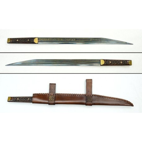 Deluxe Seax Sword Limited Edition