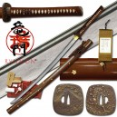 Ryumon Raijin Brown Katana RY-3039R