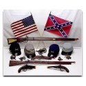 Civil War Guns