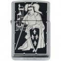 Damascene Zippo Lighters